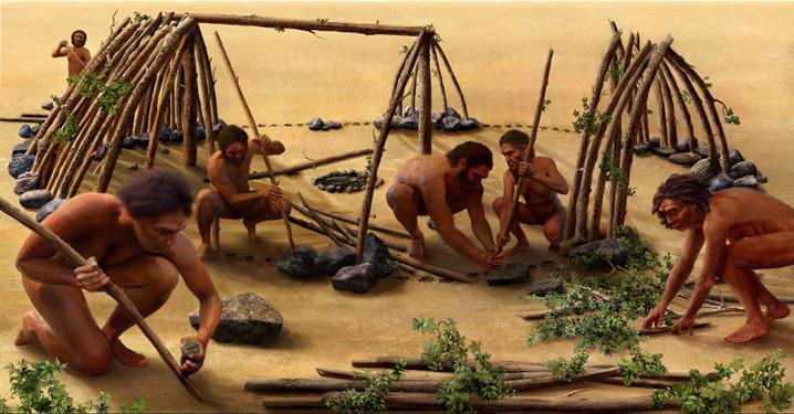 Người tiền sử được chứng minh là có sự phát triển vượt trội