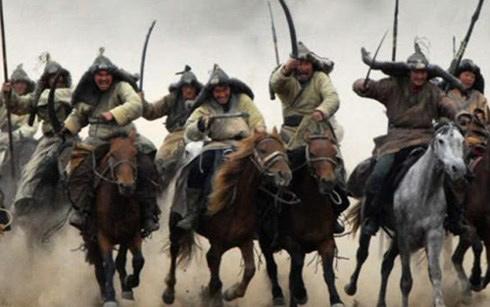 Đội quân Mông Cổ năm xưa nổi tiếng về tài bắn cung và phi ngựa