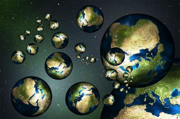 Các nhà khoa học đang tìm kiếm sự va chạm giữa các 'bong bóng vũ trụ' khác nhau trong bức xạ phông vi sóng vũ trụ