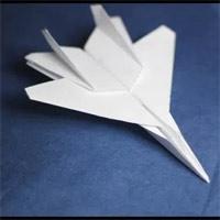 Những màn phóng máy bay giấy 'không thể tưởng'