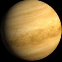 Mây trên sao Kim có thể chứa sự sống ngoài hành tinh