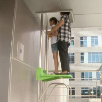 Cách thoát hiểm thông minh ở Nhật Bản rất đáng để học hỏi khi xảy ra cháy chung cư