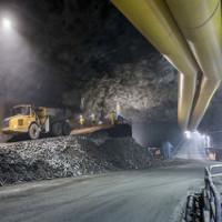 Choáng với cách Thụy Điển xây hầm dài nhất nhì thế giới