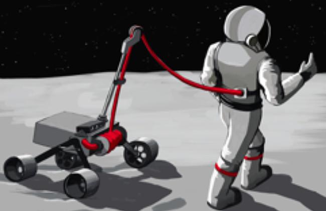 Ý tưởng về Biobot của NASA.