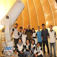 Người Hà Nội sẽ được ngắm bầu trời với kính thiên văn lớn nhất