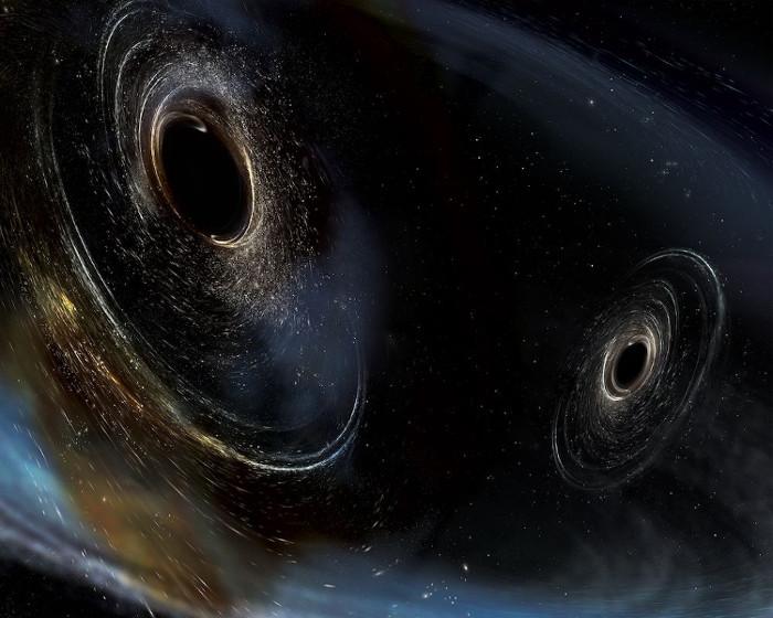 Xung quanh hố đen trung tâm của dải Ngân hà có thể tồn tại hàng nghìn hố đen nhỏ hơn.
