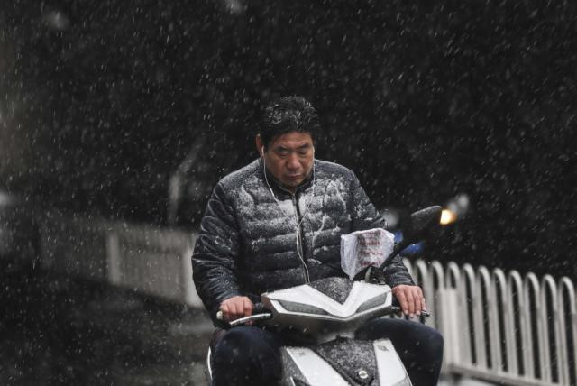 Tân Hoa xã cho biết tính trung bình qua các năm tại Bắc Kinh, tuyết thường ngừng rơi vào ngày 5/3.