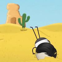 Thủ phạm gây ra ảo ảnh trên sa mạc