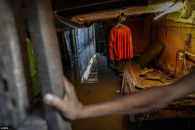 Trong 10 năm tới, 4 triệu cư dân Jakarta sẽ chịu ảnh hưởng nghiêm trọng