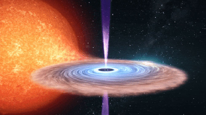 Phốt pho được hình thành khi các ngôi sao phát nổ vào cuối vòng đời của chúng.