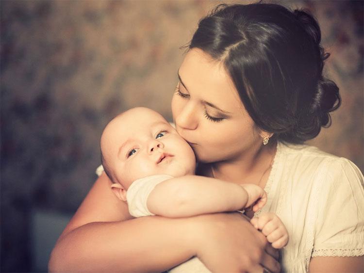 Mùi của một em bé sơ sinh gây nghiện