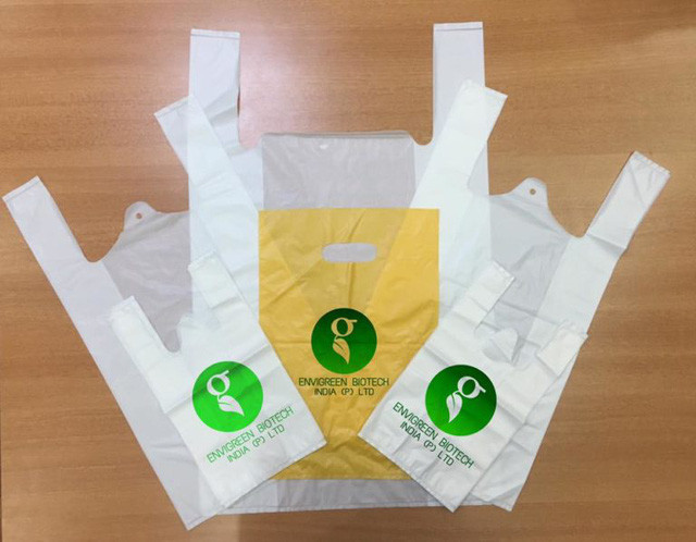 Loại túi mới này có độ bền lớn hơn, dai hơn so với túi nilon bình thường.