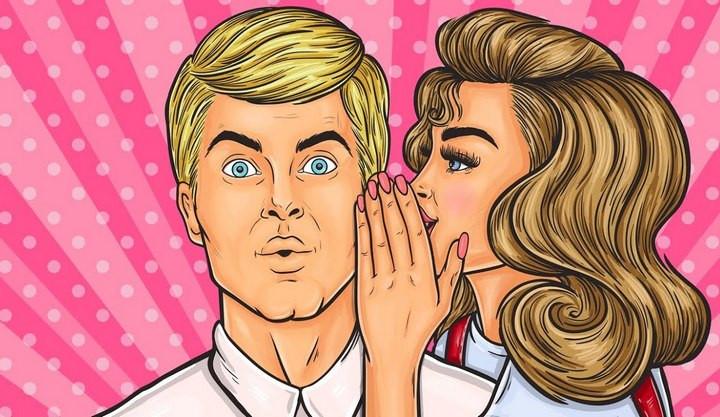 Những người nhiệt tình, lịch sự và thân thiện không phải là những người có thể giữ bí mật.