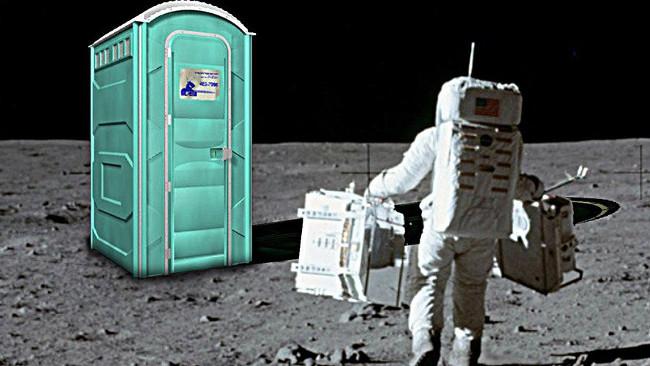 Các nhà khoa học muốn sử dụng phân của các phi hành gia làm nguyên liệu cho các máy in 3D trong không gian.