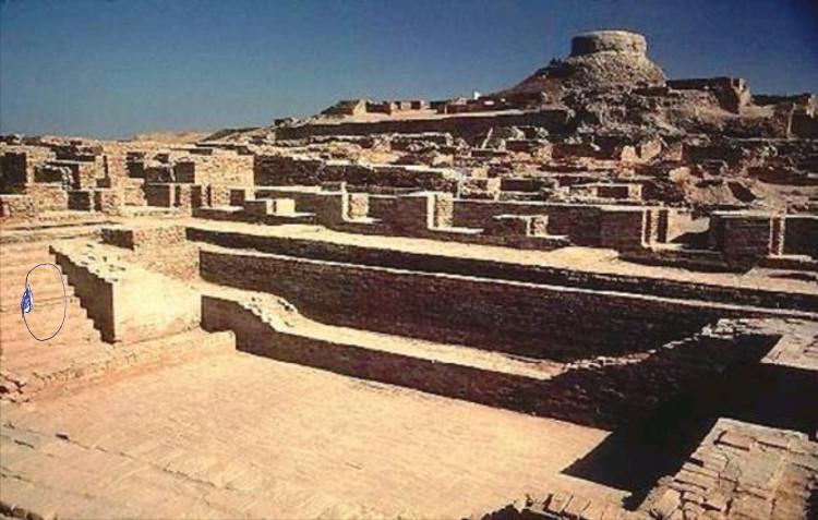 Thành phố Mohenjo Daro