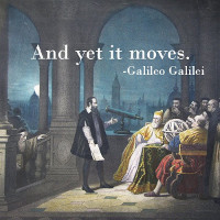 """10 câu nói càng đọc càng thấm của Galileo Galilei - """"Cha đẻ của Khoa học hiện đại"""""""