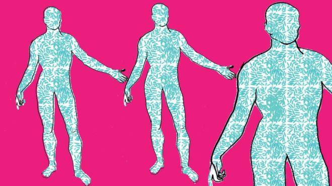 Hơn phân nửa cơ thể của bạn không phải là con người!