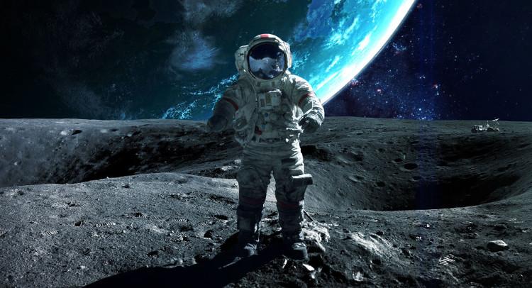 Video cho phép người xem quan sát chi tiết các vị trí do NASA lựa chọn.