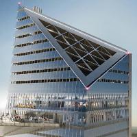 Nhà chọc trời có đài quan sát cao nhất Tây bán cầu