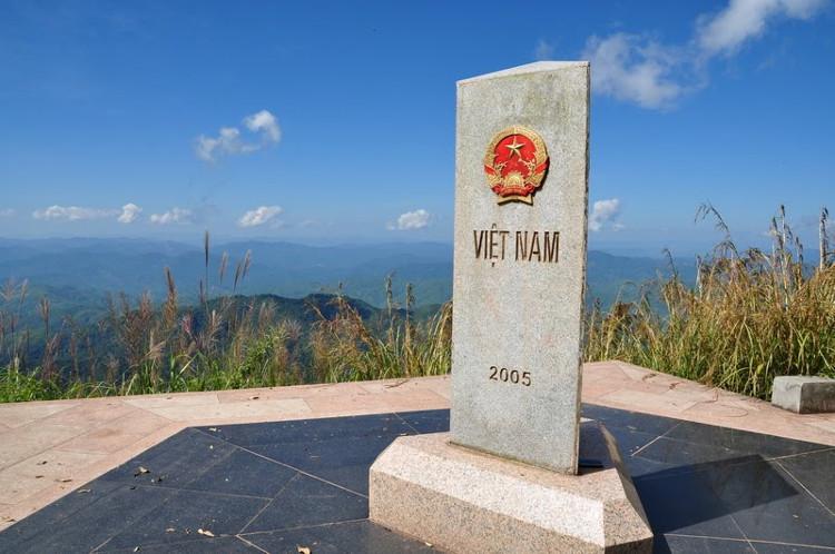 Điểm cực Tây của Việt Nam