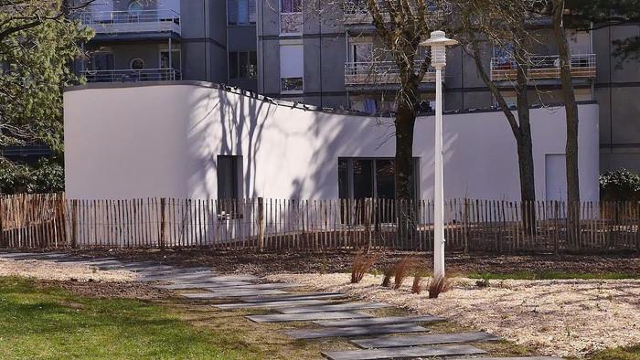 Nhà ở xã hội xây dựng bằng công nghệ in 3D ở thành phố Nantes, Pháp