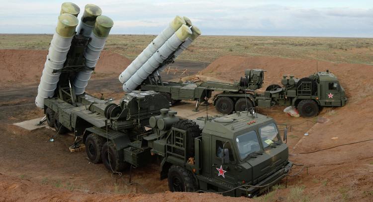 Tổ hợp tên lửa S-400