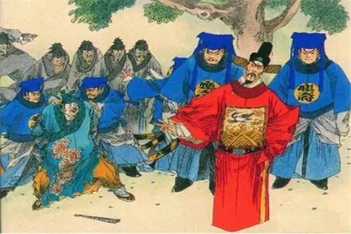 Án giết 10 họ của Phương Hiếu Nhụ