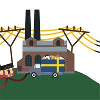 Quy trình giúp Thụy Điển tái chế và xử lý 99% rác