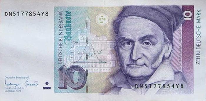 Carl Griedrich Gauss