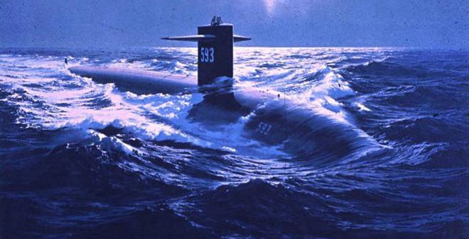 Tàu ngầm mất tích