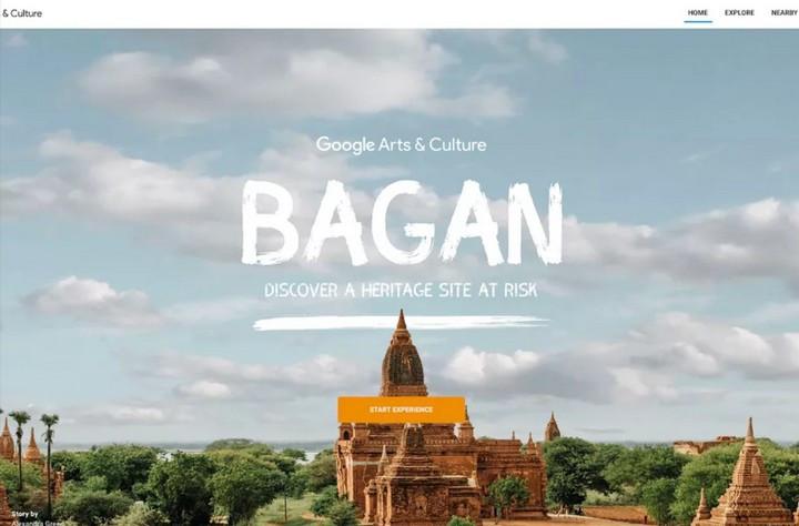 Di tích cố đô Bagan