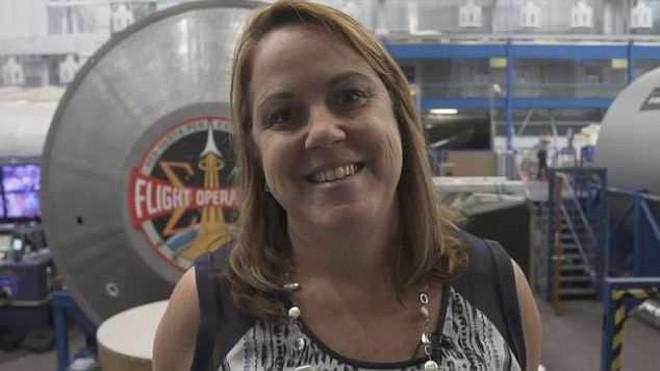 Allison - chuyên gia của NASA.