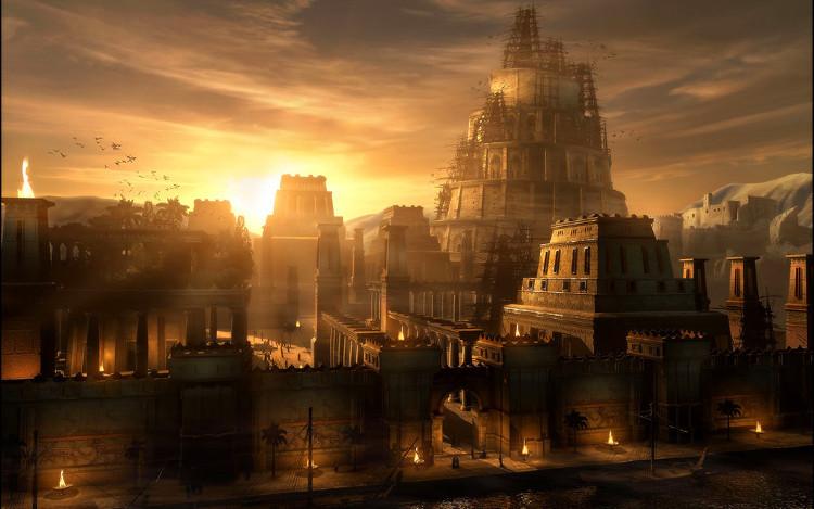 Thành phố Babylon