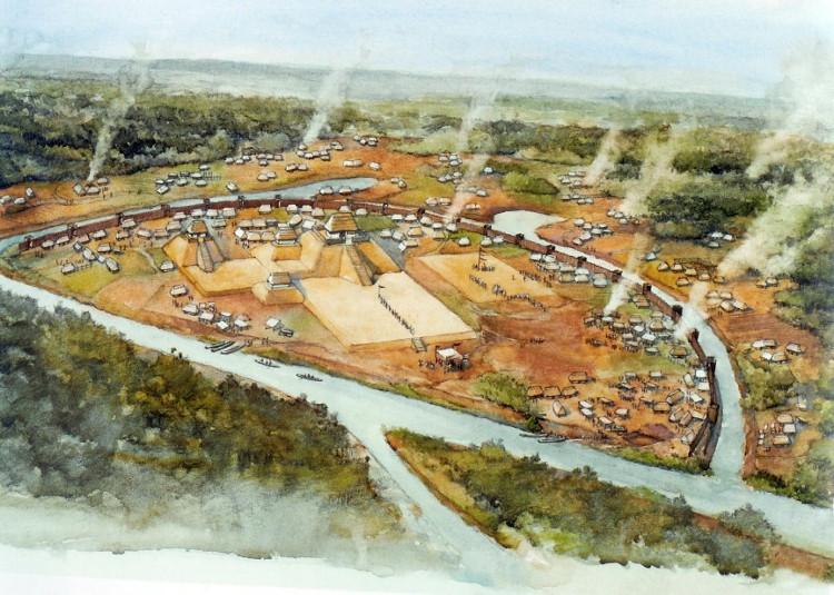 Thành phố Cahokia