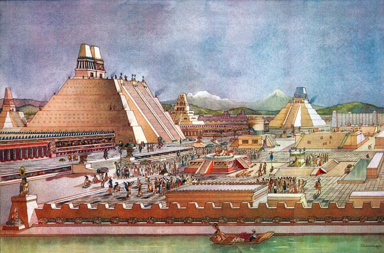 Thành phố Tenochtitlan
