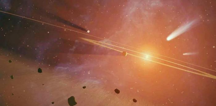 Vũ trụ thời kỳ sơ khai có thể tồn tại nhiều hành tinh hơn hiện nay.