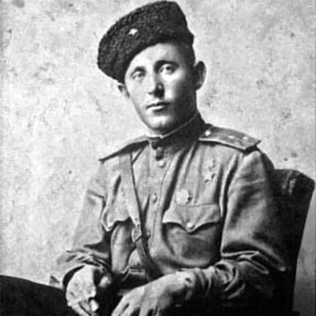 Anh nuôi dũng cảm Ivan Sereda