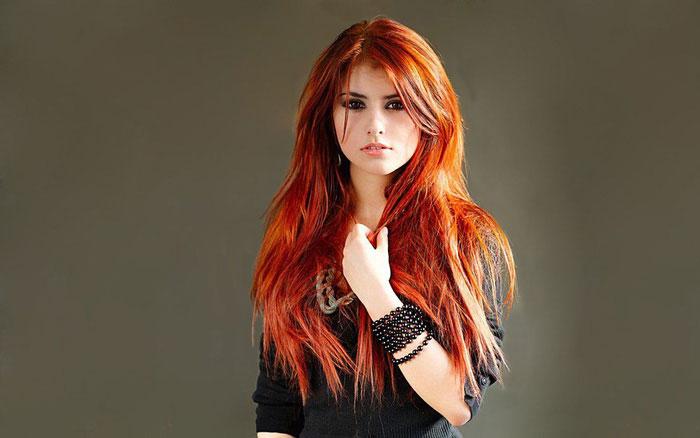Màu tóc của một người có thể tiết lộ nhiều điều
