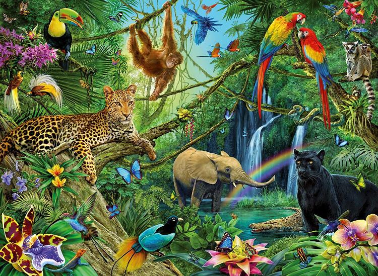 Lớp động vật nào dưới đây đa dạng về chủng loại và số lượng nhất?