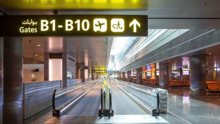 Sân bay được xếp hạng tốt nhất Trung Đông và xếp thứ năm thế giới về dịch vụ cung cấp.