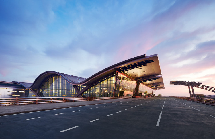 Sân bay Hamad International
