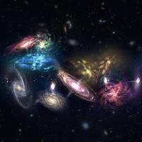 Cụm thiên hà sơ khai cách Trái Đất 12,4 tỷ năm ánh sáng