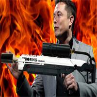 Dự án không tưởng tiếp theo của Elon Musk: Một con rồng máy