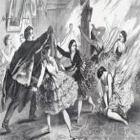 """Thời trang thế kỷ 19: Hàng loạt phụ nữ bị thiêu sống vì bộ váy """"thời thượng"""" này"""