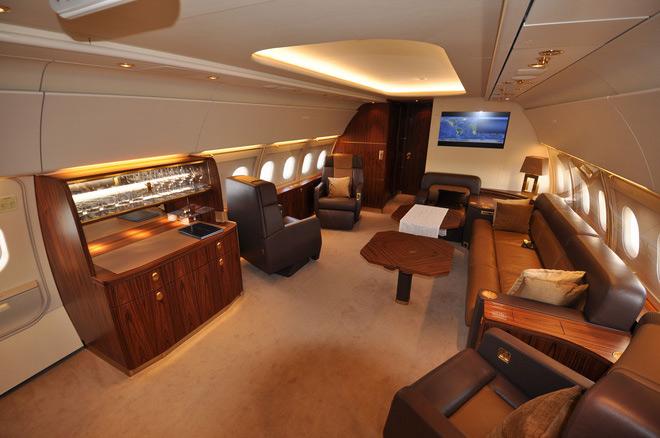 Các khoang bay tối ưu hóa theo nhu cầu khách hàng