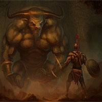 """10 quái vật huyền bí """"nửa người nửa thú"""" trong thần thoại Hy Lạp"""
