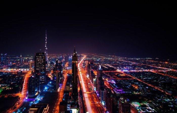 Những thành phố rực rỡ ánh đèn có thể có hại cho sức khỏe của bạn