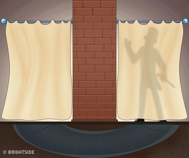 Màn ảo thuật 6: Đi xuyên tường