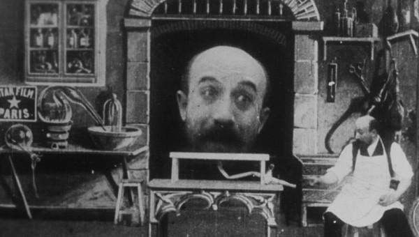 Georges Méliès (8/12/1861 - 21/1/1938).