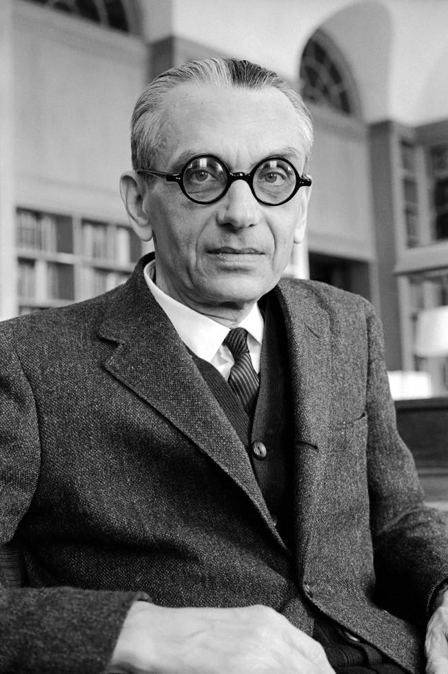 Godel công bố Định luật Bất toàn khi mới 25 tuổi.